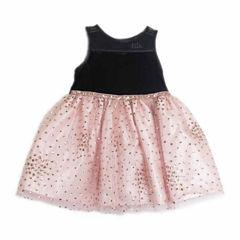 Lilt Sleeveless A-Line Dress - Baby Girls