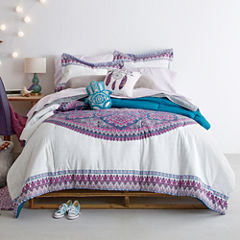 Home Expressiont™ Candace Complete Bedding Set with Sheets & Accessories
