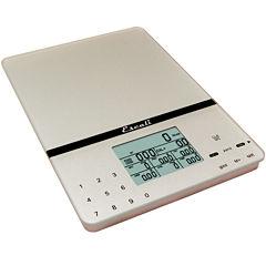 Escali® Cesto Portable Nutrition Tracker