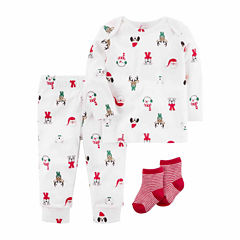Carter's 2-pc. Pant Set Baby Unisex