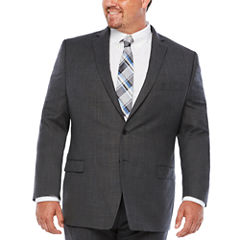 Collection by Michael Strahan  Stripe Classic Fit Suit Jacket-Big and Tall