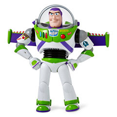Disney Collection Buzz Lightyear Talking Action Figure