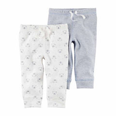 Carter's Knit Jogger Pants - Baby Boys