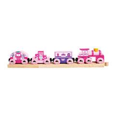 Bigjigs Toys - Princess Train