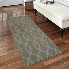 JCPenney Home™ Imperial Wave Washable Rectangular Runner Rug