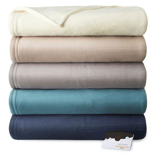 Biddeford™ Comfort Knit Heated Blanket