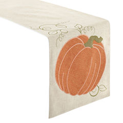JCPenney Home Harvest Pumpkin Table Runner