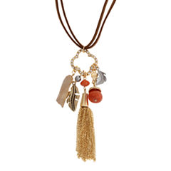 Sandra Magsamen Womens Pendant Necklace