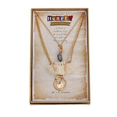 Sandra Magsamen 18 Inch Chain Necklace