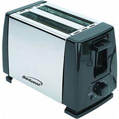Brentwood 2-Slice Toaster