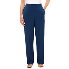 Alfred Dunner Arizona Sky Classic Fit Pull-On Pants