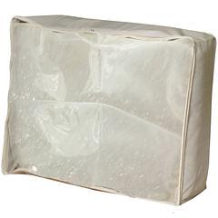 Household Essentials® Canvas Blanket Bag