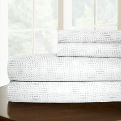 Microfiber Easy Care Wrinkle Resistant Sheet Set