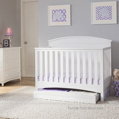 Delta Archer Crib Collection Dark Chocolate