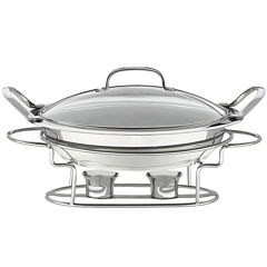 Cuisinart® Stainless Steel Round Buffet Server