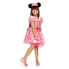 Disney Collection Minnie Mouse Costume, Headband or Shoes