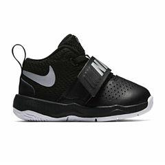 Nike Team Hustle D 8 Boys Basketball Shoes - Toddler