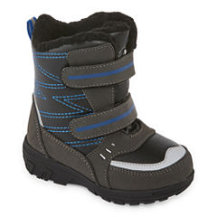 Totes Julian Boys Water Resistant Winter Boots - Toddler