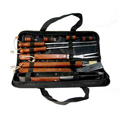 Natico 11 pc BBQ Tool Set