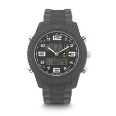 Wrist Armor U.S. Army C27 Mens Black Strap Watch-37200028