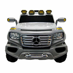 Best Ride On Cars Mercedes G SUV 12V Ride-On Car