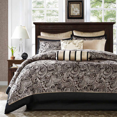 complete bedding set with sheets