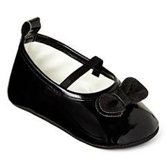 Carter's® Black Mary Janes - Girls 3m-12m