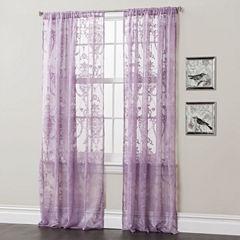 Lush Decor Anya 2-Pack Curtain Panel
