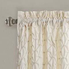 Lush Decor Bayview 2-Pack Curtain Panel