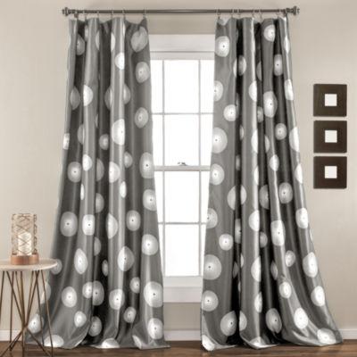 lush decor ovation 2pack room darkening curtain panel