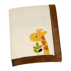 NoJo® Zoobilee Fleece Blanket