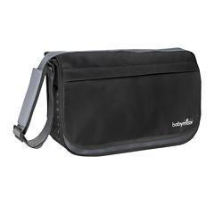 Babymoov Messenger Diaper Bag - Black