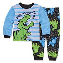 Dinosaur 2 Piece Pajama Set - Toddler Boys