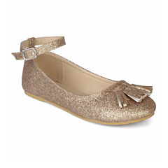 Journee Kids Bardot Girls Ballet Flats - Little Kids/Big Kids