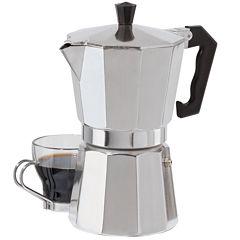 OGGI™ 12-oz. Stovetop Espresso Maker