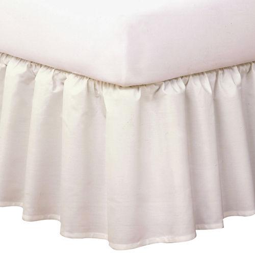 Magic Skirt 14 Wrap Around Ruffled Bedskirt