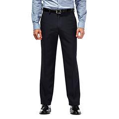 Haggar Classic Fit Flat Front Pants