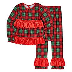 Candlesticks 2-pc. Pant Pajama Set Girls