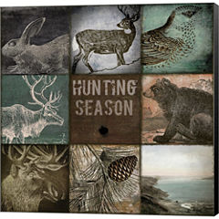 Cabela V Gallery Wrapped Canvas Wall Art On Deep Stretch Bars