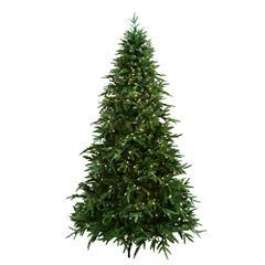 General Foam Plastics 7 1/2 Foot Ultima Waverly Christmas Tree
