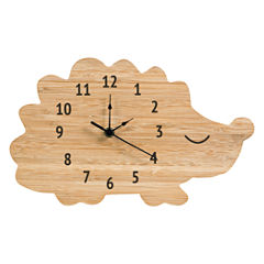 Trend Lab Hedgehog Wall Clock