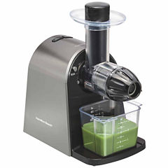 Hamilton Beach Slow Masticating Juicer