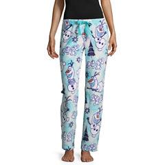 Disney's Frozen Plush Pants Plush Pajama Pants-Juniors