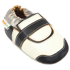 Momo Baby Soft Sole Leather Shoes - Golf Shoe
