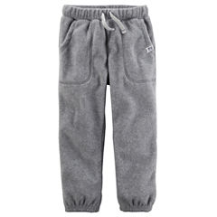 Carter's Knit Jogger Pants - Toddler Boys