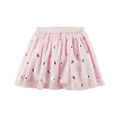 Carter's Woven Full Skirt - Toddler Girls