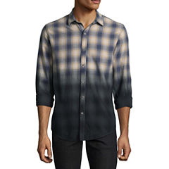 Decree Long Sleeve Flannel Shirt