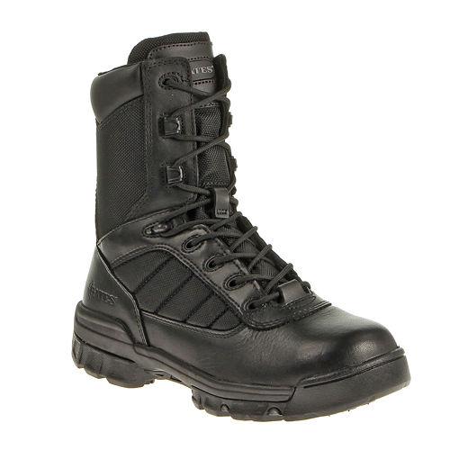 Bates® 8 Tactical Mens Slip-Resistant Work Boots