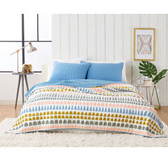 Makers Collective Hills&Mountains Quilt