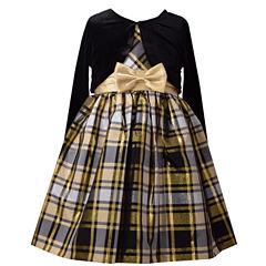 Bonnie Jean Jacket Dress Toddler Girls